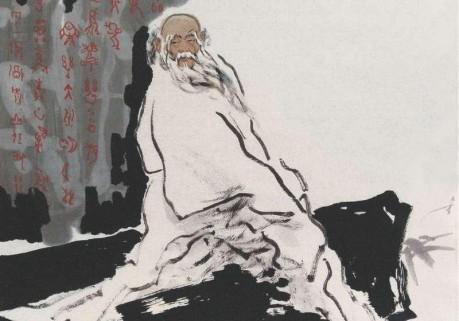 著名书画家吴景晨先生人物作品欣赏